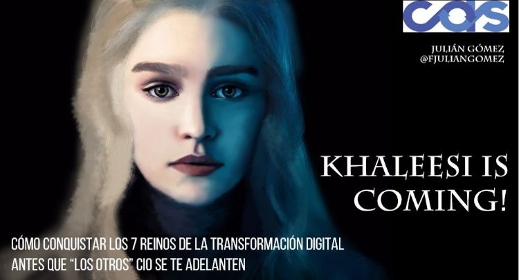 Khaleesi is coming!